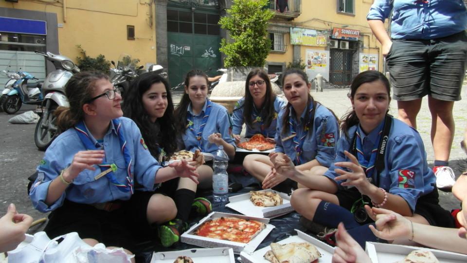 W la Pizza